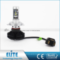 Super bright H4 X3 auto led headlight led motorcycle headlight