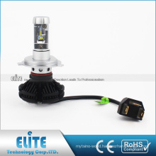 factory direct sale super bright h4 led headlight bulb H7 H13 9004 9006 HB4 6000lm led headlight bulbs H4 led