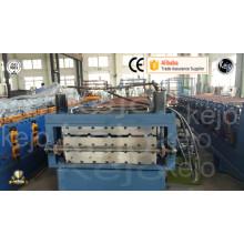 2016 Высококачественная машина для производства рулонных профилей из листовой стали высокого качества