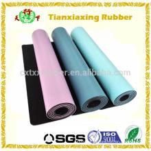 Anti-Rutsch-PU-Yogamatte, Eco-Gummi-Yogamatte