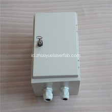 Kustom logam Junction Box