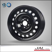 Roue de voiture d'usine roues en acier 17x6.5 5x110 à prix compétitif