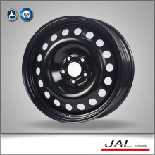 Factory car wheel 17x6.5 5x110 steel wheels with competitive price