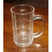 High Quality Clear Glass Cup Beer Mug Tumbler Glassware Kb-Hn09891