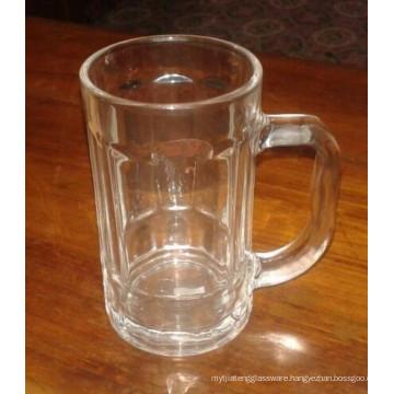 High Quality Clear Glass Cup Beer Mug Tumbler Glassware Kb-Hn09891