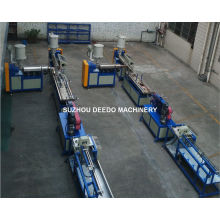 Plastic Extruding Machine for Making Semi Round LED Lampshade