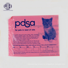 Дешевые благотворительной акции по сбору пластиковых мешок животных