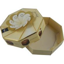 Cajas de joyería, cajas de torta, con el logotipo del comprador