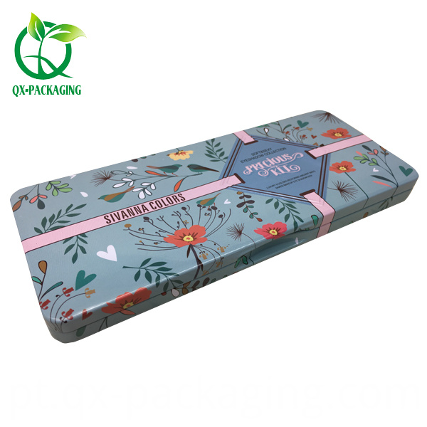 cosmetic tin box