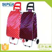 2015 Collapsible Folding Trolley with Wheels (SP-544)