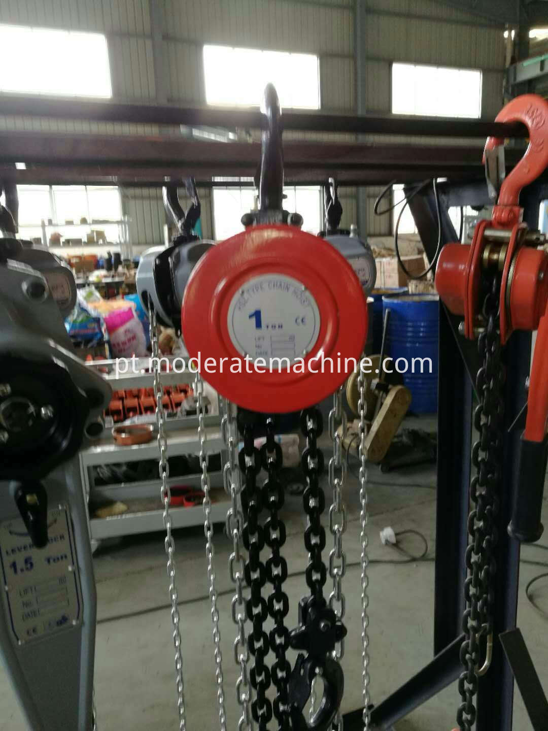 HSZ Chain hoist