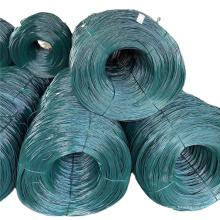 Factory Supply Customized Color High Tensile Pvc  Coated Galvanized Steel Wire