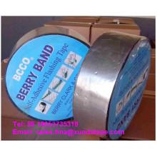 Высокая адгезия 10м самоклеящаяся бутилкаучуковая Битумная лента водонепроницаемый