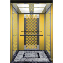 Пассажирский лифт Лифт Главная Лифт Зеркальное гравирование Hl-X-045