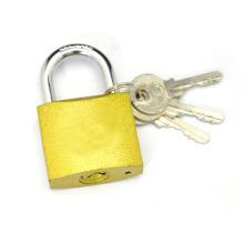Golden Padlock, Golden Iron Padlock, Padlock Al-G50