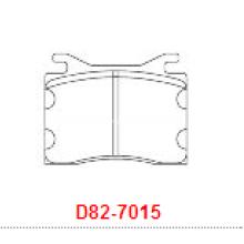 Plaquettes de frein BMW2002 de haute qualité
