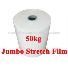 50kg Plastic Pallet Wrapping Jumbo stretch film