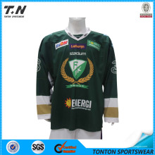 Custom Sublimation Sports Wear para el hockey