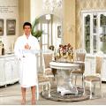 peignoir de bain pour hommes sommeil, peignoir de hôtel pas cher bonne qualité flanel