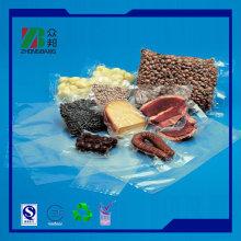 Gefrorene Aufbewahrungsbeutel oder Beutel für Vakuum-Lebensmittelverpackung