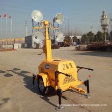 Portable Generator Sports Stadium Mobile Flood Light Towers FZMTC-1000B