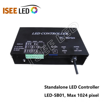 Carte SD Contrôleur Led Pixel Led