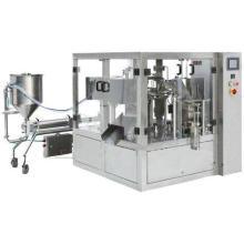 Automatische Flüssigverpackungsmaschine (Beutelfüllung und Abdichtung)