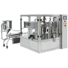 Automatic Liquid Packaging Machine (Bag filling and sealing)