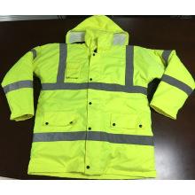 Reflective Safety Jacket En Class 3