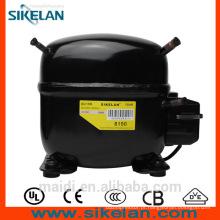Compressor de pistão hermética SC15K geladeira R290