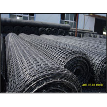 50mm Mesh Size PP Geogrids with High Quality