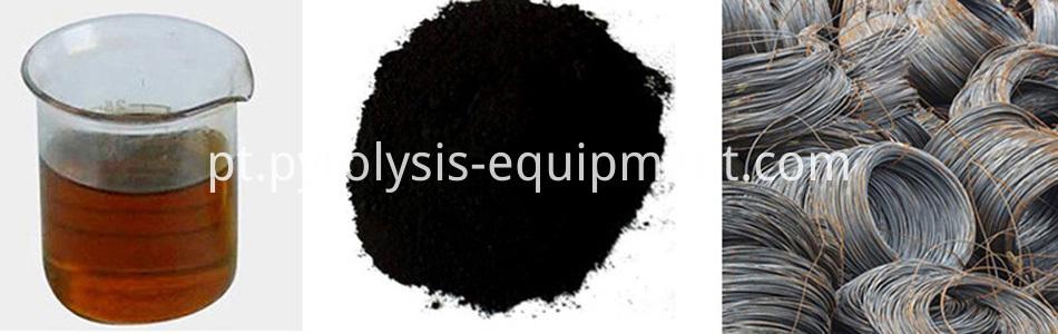 waste tyre pyrolysis equipment