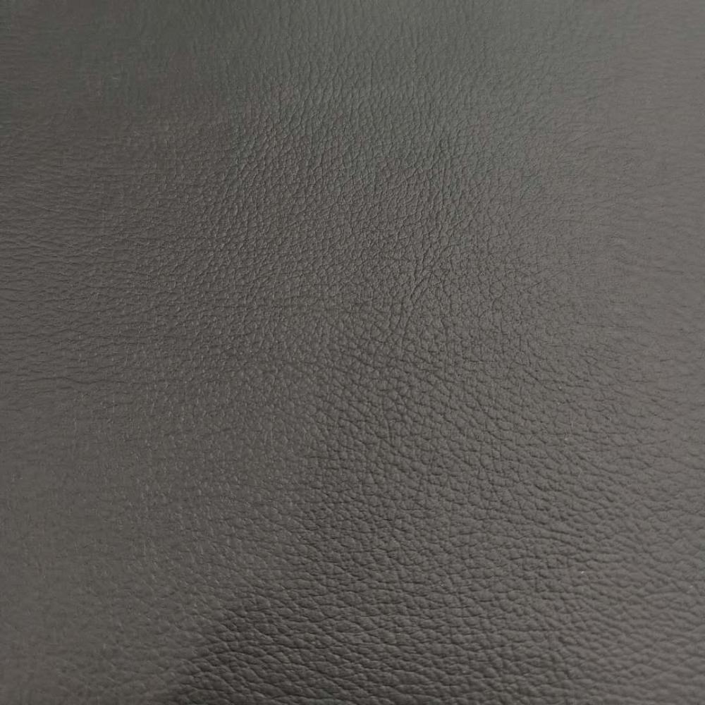 Aboslute Black Pvc Leather