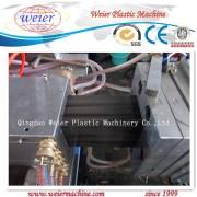 wood plastic composite profile manufacturing machine