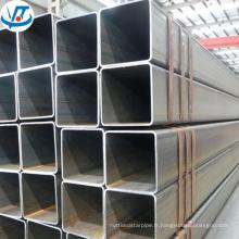 Tuyau d'acier de tuyau d'acier carré de diamètre de 200mm / tube en acier rectangulaire