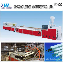 PVC Cable Channel Extrusion Line/Profile Extrusion Line