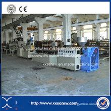 Xinxing marca SJW serie PPR línea de producción de tuberías