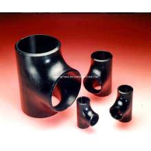 Acero al carbono Sch40 sin soldadura soldada Tee (SKFT002)