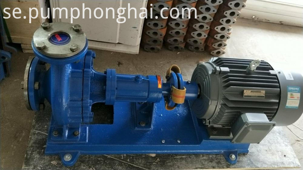 high temperature oil pump