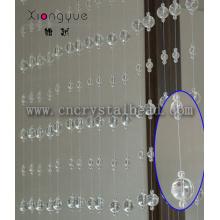 glass Beaded String Curtain