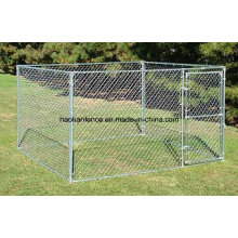 10′ X 10′ X 6′ High Chain Link Kennel Kit