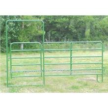 panneaux de bovins d'élevage galvanisés à chaud