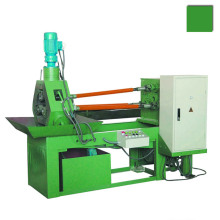 Bimetallic extruded finned tube making machine