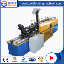 Omega Furring Channel Cold Roll Forming Machine