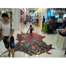 3D Floor Sticker Removable Mural  Decals