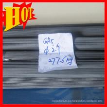 Dia. Alambre de titanio de 2.7mm Grado 5 ASTM B863 en venta