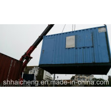 20ft Site Kantine / Mess Unit Container mit faltbarem Fenster (shs-fp-kitchen & dining005)