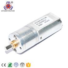 12 в 200 об / мин Электрический микро-мотор