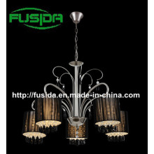 2014 New Modern Line Cloth Chandelier Lighting (D-8163/5)