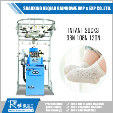 Manufacturer of for Single Cylinder Sock Knitting Cotton Baby Socks Weaving Machine supply to Sao Tome and Principe Factories